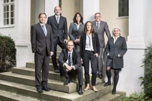 Anwälte und Notare der Kanzlei am Wall.